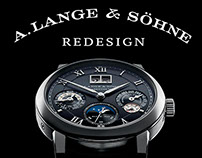 Redesign of A.Lange & Söhne