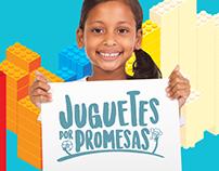 Juguetes por promesas