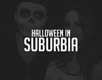 Halloween In Suburbia