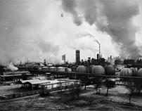 制造雾霾的工厂