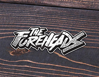 The Foreheads band design