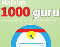 1000 Guru Magazine Vol. 2 No. 12