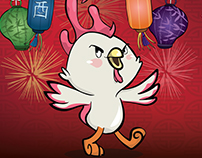 Chinese New Year Social Graphics
