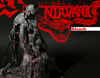 Nirvana - Bleach concept album cover