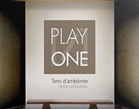 PLAYONE CATALOGUE - BRAND IDENTITY