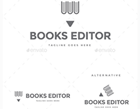 Book Publisher Logo Template
