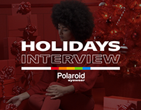 Polaroid | Holidays Interview [TBWA\Italy]