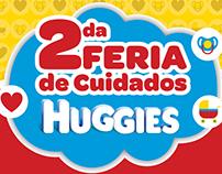 Design - 2da Feria de Cuidados Huggies (Kimberly-Clark)