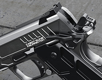 Cabot Guns Insurrection Product Design