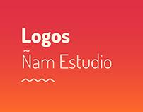 Logos ~ Ñam Estudio