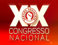 XX Congresso PS