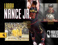 NBA Good Luck Graphics
