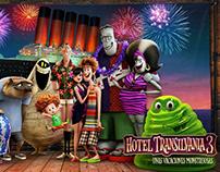 Vignettes dobladores Hotel Transilvania 3