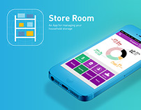Store Room Mobile App