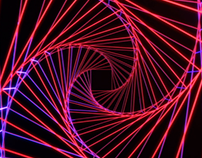 Looping 3D animations - Motion graphics