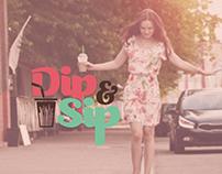 Dip & Sip