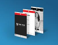 OVSM App Mockup