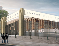 Stamford Bridge Gates – a design competition