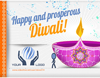 Happy Diwali (After Effects Greeting project)