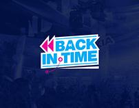Back In Time — Branding