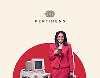 Pertinens — Website