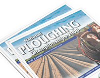 National Ploughing Championship Supplement Design