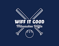 Whiffle Ball Team Logo
