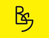 Geometric Font designed by Brett Snowball- Golden Ratio