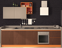 Project Maya - Stosa Cucine (commercial)