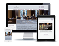 Website Design - Hotel Website