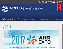 Airbus Event Planner 2