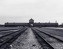 Visite du Camp D'Auschwitz-Birkenau