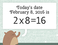 Today is a multiplication day!
