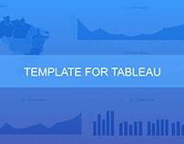 Template for Tableau