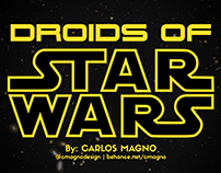 Droids of Star Wars