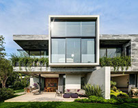 O Cuatro Residence by Migdal Arquitectos