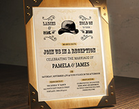 Reception Invite
