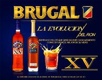 Brand Media Brugal XV La perfección.