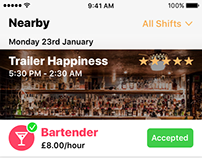 Rota iOS App