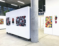 Group show MADE IN PORTUGAL at GCA Gallery ● 2018