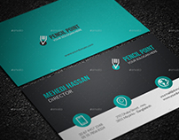 Mninimal business Card 2