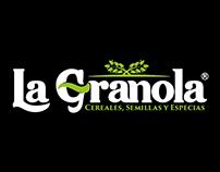 La Granola Cereales, Semillas y Especias