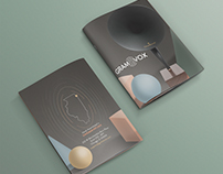 Gramovox 3-Spread Booklet Project