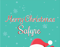 Christmas Card for Safyre