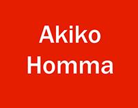 Akiko Homma