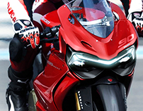 DUCATI 90 YEARS - Panigale Facelift