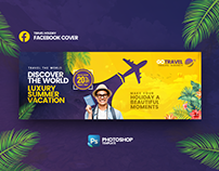 Facebook Cover & Banner Template