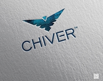 Chiver Logo Design