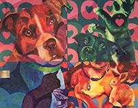 MSL NAHS: DC SPCA Mural