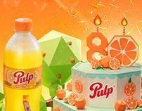 Pulp - 80 Años